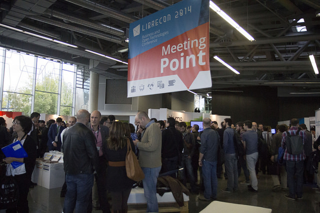 Librecon meeting Point