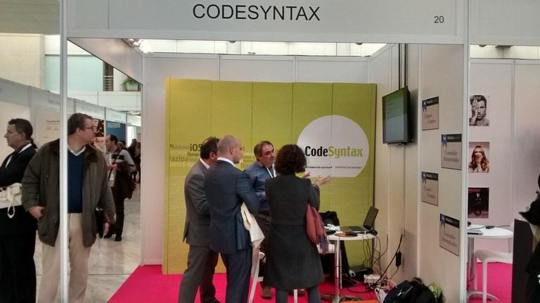 Stand CodeSyntax en Ficod 2014