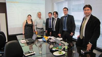 CodeSyntax, Irontec y Zylk reunidos con representantes de la Câmara Brasileira de Comércio Eletrônico
