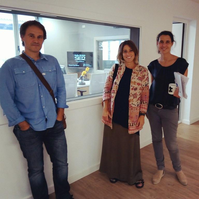 Entrevista Radio Bilbao