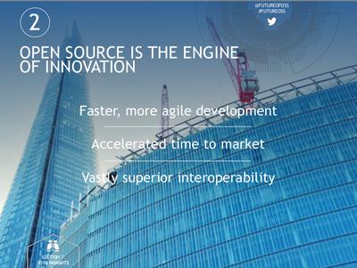 Software Libre motor de Innovación