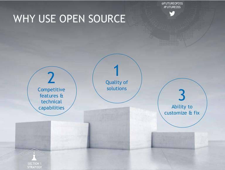 Por que usar software libre- Open Source en empresa