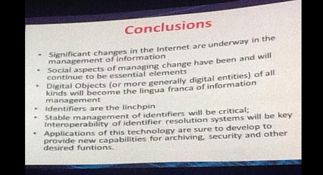 Las conclusiones de Robert Kahn sobre el Futuro de Internet