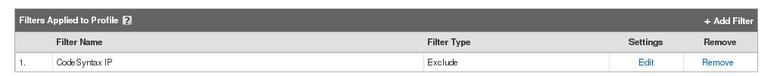 Añadir filtro en Google Analytics