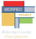 Logo Morfeo project