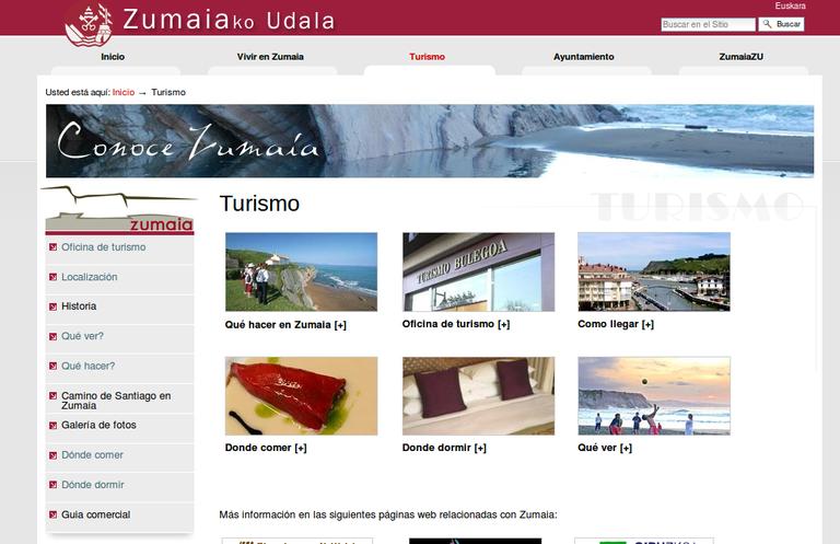 Zumaia Turismo