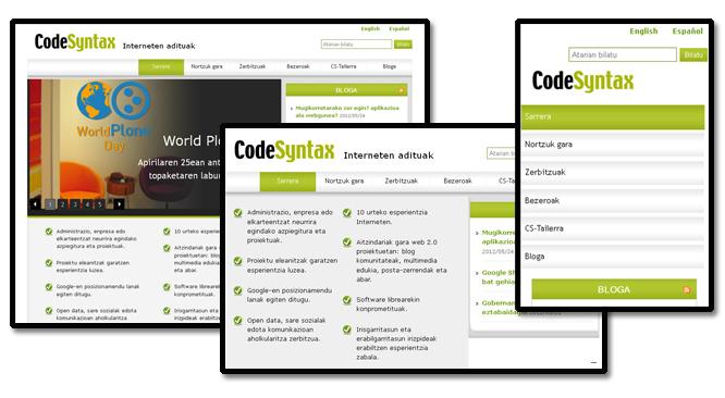 codesyntax weba