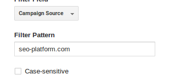Spam Google Analytics